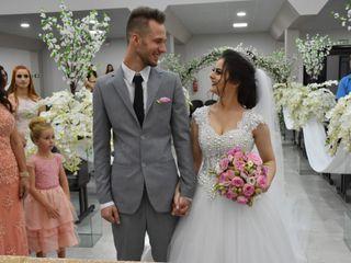 O casamento de Suzy e André