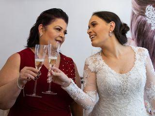O casamento de Debora e Samir 3