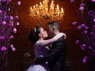 O casamento de Debora e Samir