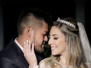 O casamento de Vanessa e Thyago