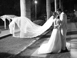 O casamento de Daiane e Carlos