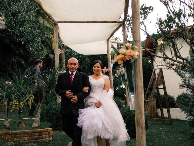 O casamento de Ester e Eronildo