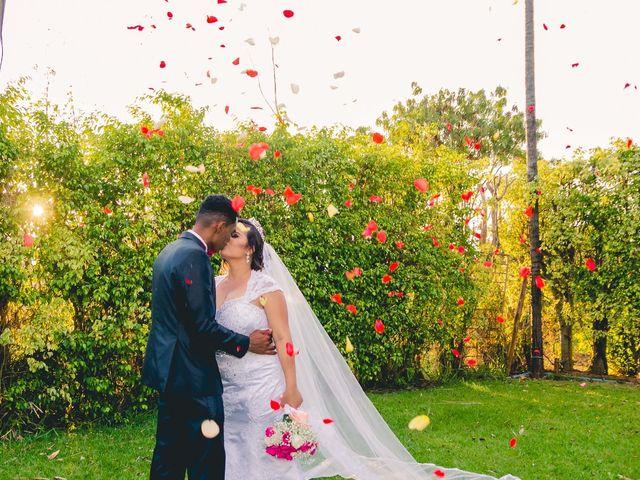 O casamento de Lizandra e Raimundo