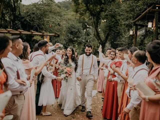 O casamento de Pietra e Marcus