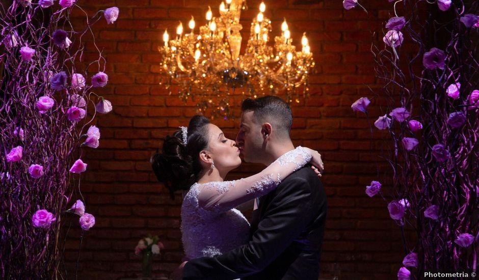 O casamento de Samir e Debora em São Paulo, São Paulo