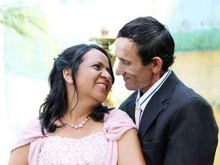 O casamento de Neide e Pedro 1