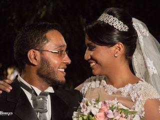 O casamento de Dayse e Victor