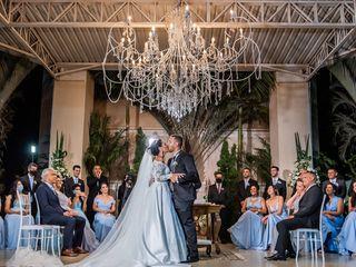 O casamento de Michael  e Daiane