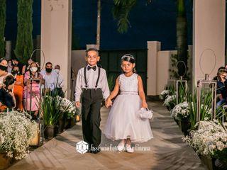 O casamento de Michael  e Daiane  2