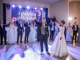O casamento de Michael  e Daiane  3