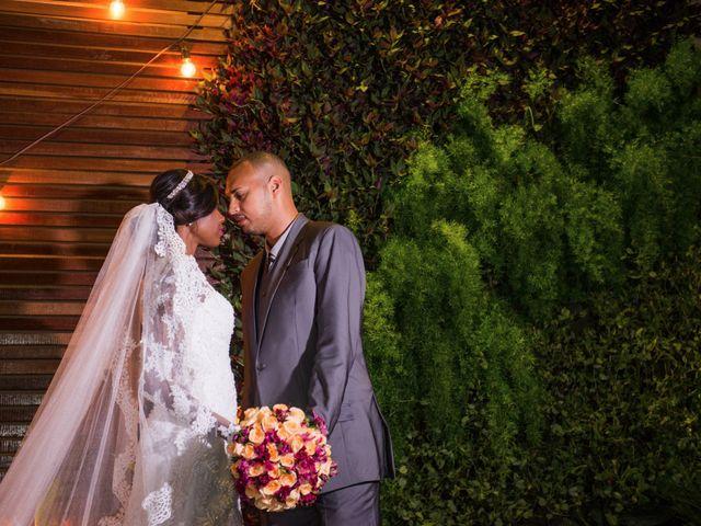 O casamento de Jordan e Suellen