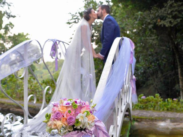 O casamento de Karine e Donnacha