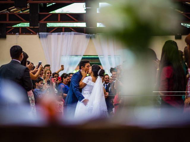 O casamento de Thaina e Geovane