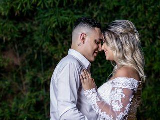 O casamento de Sula e Luiz