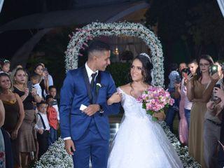 O casamento de Evellym e Murilo