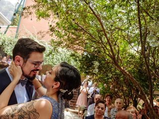 O casamento de João Vitor e Guedes 1