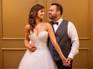 O casamento de Viviane e Rafael