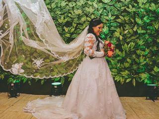 O casamento de Rebeca e Erick 1