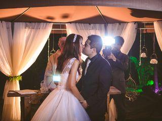 O casamento de Aline e Ivo  1