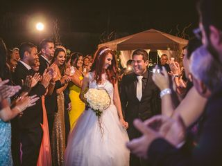 O casamento de Aline e Ivo  2