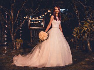 O casamento de Aline e Ivo  3