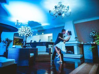 O casamento de Aline e Ivo