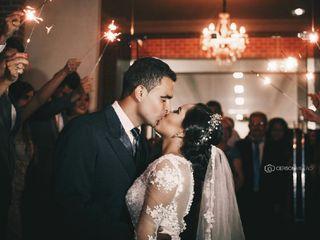 O casamento de Sarah  e Leyvison  2
