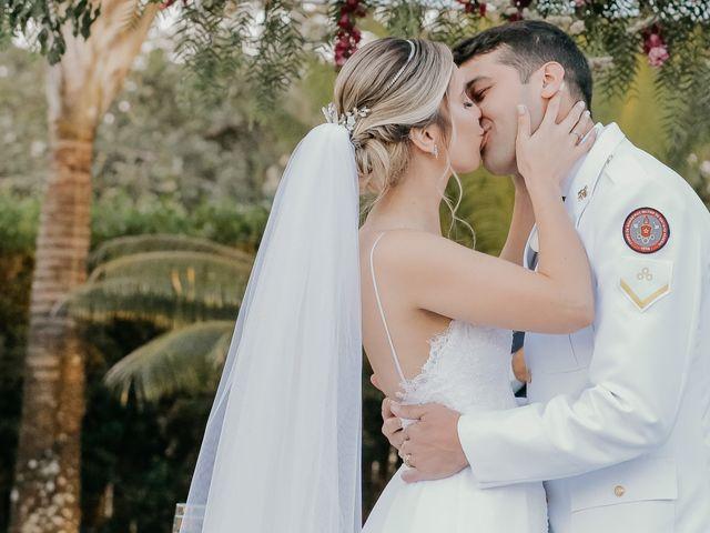 O casamento de Ailana e Ritchelly