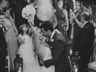 O casamento de Bruna e Leonardo