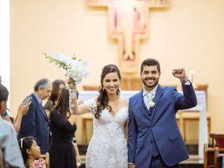 O casamento de Ruana e Jhonny