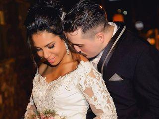 O casamento de Caroline Berti e Rudimar Berti