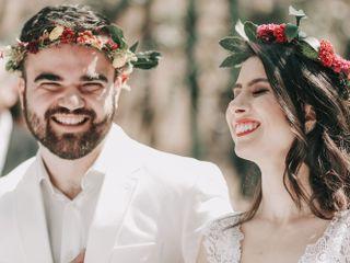 O casamento de Amanda e Otávio