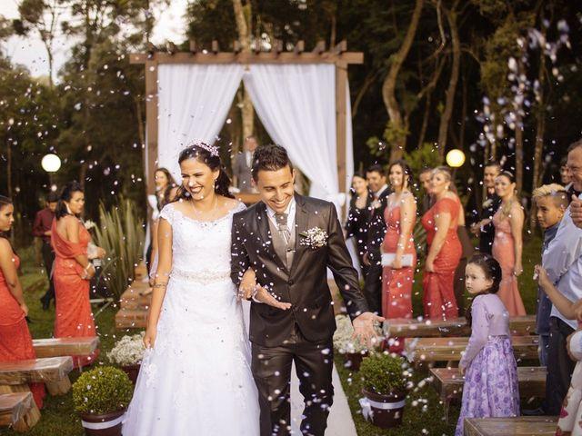 O casamento de Pamela e Rafael