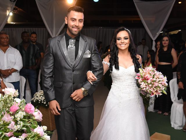 O casamento de Everton e Adriana em Alfenas, Minas Gerais 53