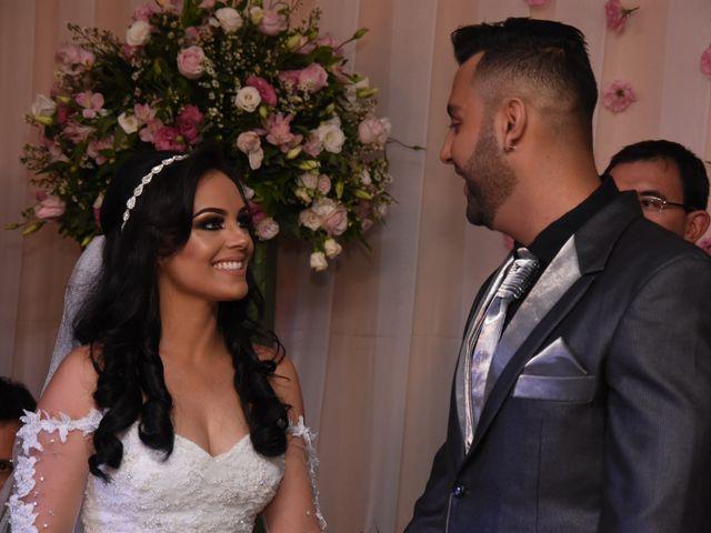 O casamento de Everton e Adriana em Alfenas, Minas Gerais 56
