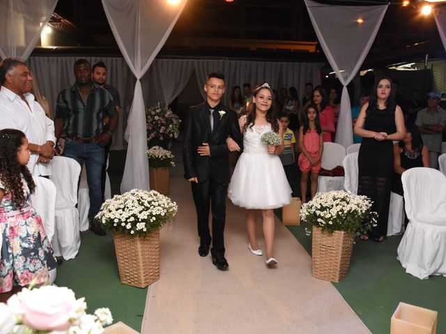 O casamento de Everton e Adriana em Alfenas, Minas Gerais 66