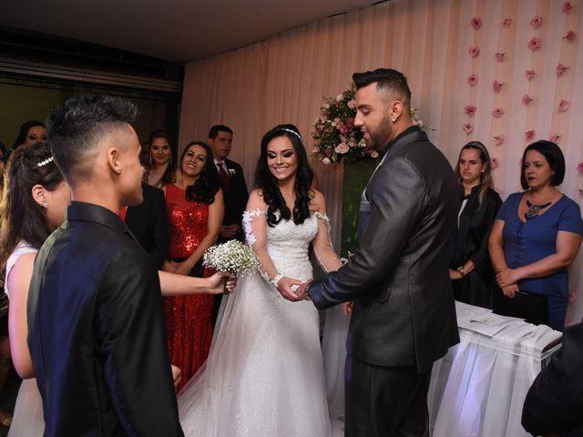 O casamento de Everton e Adriana em Alfenas, Minas Gerais 67