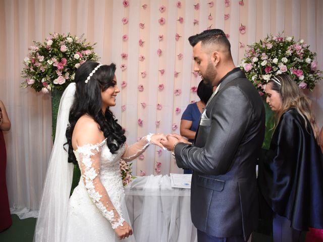 O casamento de Everton e Adriana em Alfenas, Minas Gerais 68