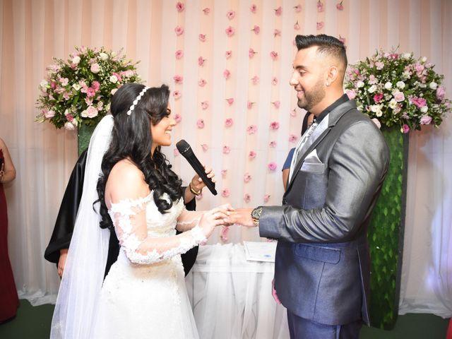 O casamento de Everton e Adriana em Alfenas, Minas Gerais 1