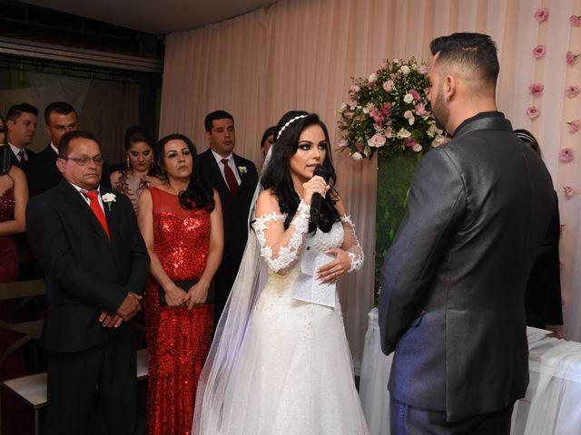 O casamento de Everton e Adriana em Alfenas, Minas Gerais 78