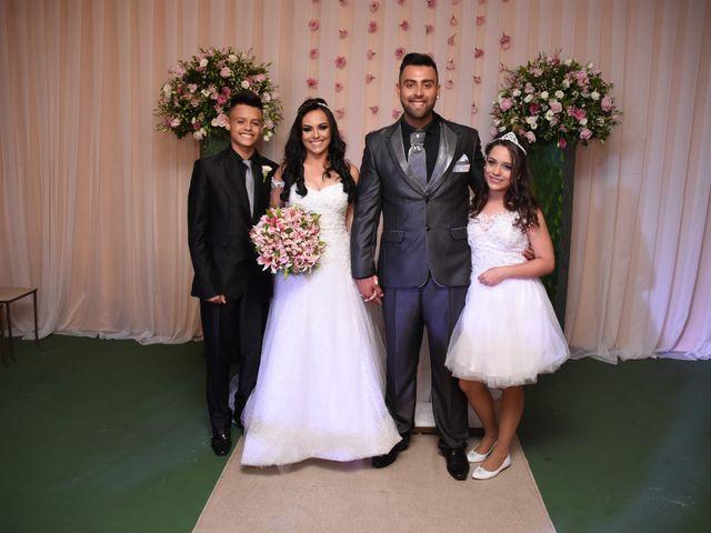 O casamento de Everton e Adriana em Alfenas, Minas Gerais 88