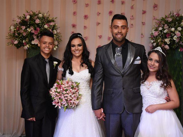 O casamento de Everton e Adriana em Alfenas, Minas Gerais 89