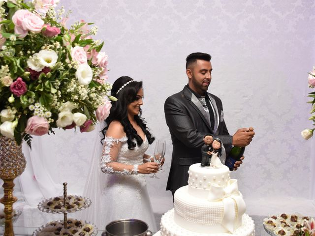 O casamento de Everton e Adriana em Alfenas, Minas Gerais 106