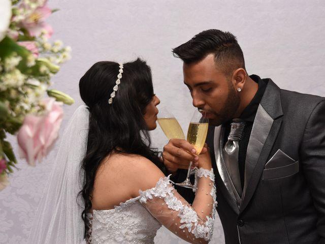 O casamento de Everton e Adriana em Alfenas, Minas Gerais 110