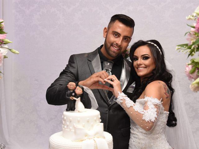 O casamento de Everton e Adriana em Alfenas, Minas Gerais 114
