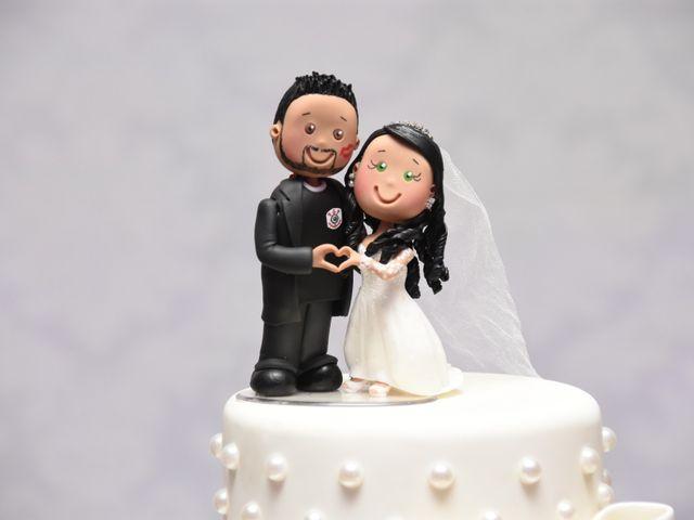 O casamento de Everton e Adriana em Alfenas, Minas Gerais 118