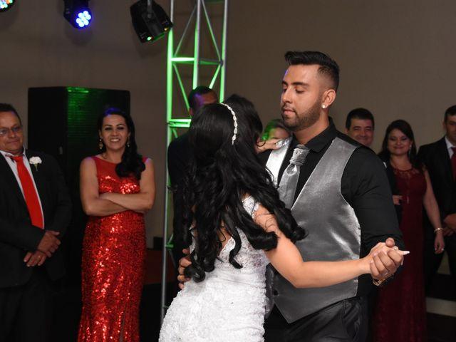 O casamento de Everton e Adriana em Alfenas, Minas Gerais 134