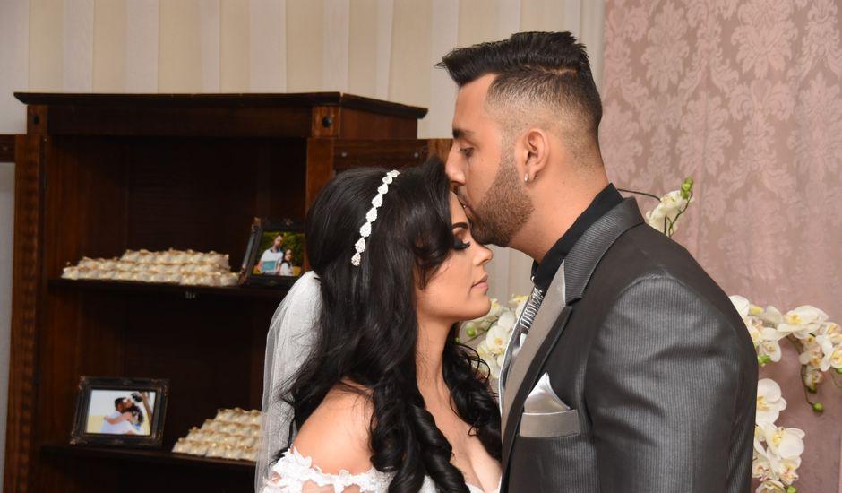 O casamento de Everton e Adriana em Alfenas, Minas Gerais