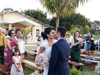 O casamento de Camila  e João Henrique 1