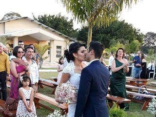 O casamento de Camila  e João Henrique 3